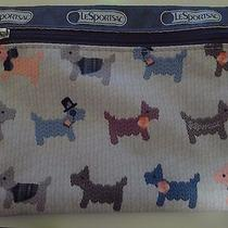 Lesportsac Dog Printed Pouch Photo