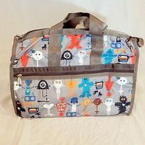Lesportsac Duffle Bag - Rare Photo