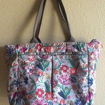 Lesportsac Floral Diaper Bag Photo