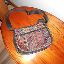 Lesportsac Fun Multicolor Messenger Bag or Shoulder Vdf on It Photo