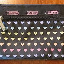 Lesportsac Heart Pouch Photo