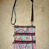 Lesportsac Kasey Crossbody Bag Shoulder Purse Paisley Photo