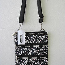 Lesportsac Kasey La La Love Cute Nwt  Photo