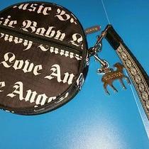 Lesportsac l.a.m.b. Gwen Stefani Cd Case Love Angel Music Baby 2003 Guitar Stap Photo