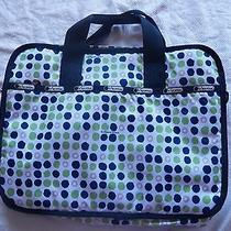 Lesportsac Laptop Computer Bag Carry on Case Photo