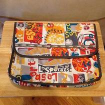 Lesportsac Laptop Computer Sleeve Bag Retro Design Photo