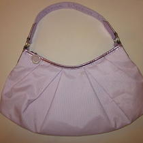 Lesportsac Lavender Moonbeam Small Nylon Lilac Purple Womens Hand-Bag Photo