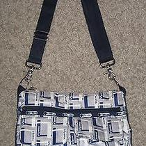 Lesportsac Lockstep Cargo Messenger Crossbody Bag Photo