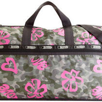Lesportsac Luggage Large Weekender-Modern Love Photo