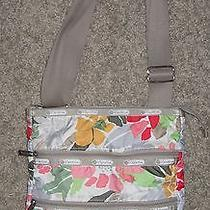 Lesportsac Madison Jardin Crossbody Swing Handbag 7870 Photo