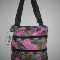 Lesportsac Madison Modern Love Handbag Nwt Photo