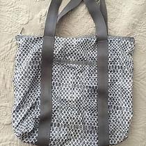 Lesportsac Medium Tote Snakeskin Travel Bag Photo