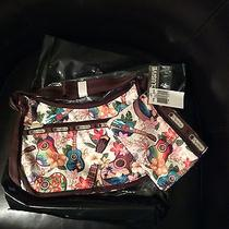 Lesportsac Mele Classic Hobo Nwt and Gift Bag Photo