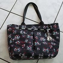Lesportsac Mickey Loves Minnie Tote Photo