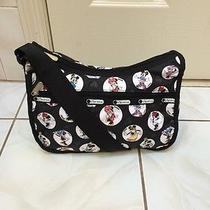 Lesportsac Minnie Mouse Classic Hobo Photo