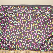 Lesportsac Multi-Color  Laptop Computer Sleeve Case  New Without Tags Photo