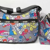 Lesportsac Paint by Numbers Classic Hobo Coloring House Deer Butterfly D314 Photo