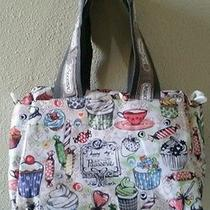 Lesportsac Patisserie Artist in Residence Satchel Bag Cute Retired Cute Photo