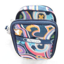 Lesportsac Paula Decadence I Pod Camera/cell Wristlet Nwts  7907  Free Ship   Photo