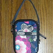 Lesportsac Paula Phone-Camera-Wallet Small Wristlet  Photo