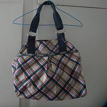 Lesportsac Plaid Shoulder Bag Photo