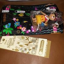 Lesportsac Polynesian Wallet Disney Its a Small World Photo