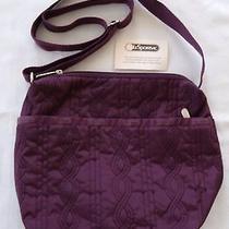 Lesportsac Purple Purse Photo