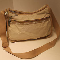 Lesportsac Purse/tote Beige Photo