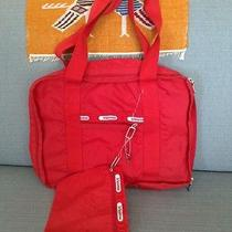 Lesportsac Red Medium Bag Photo