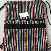 Lesportsac Simple Backpack  Drawcord Main Closure Exterior Front Pocket Photo