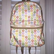 Lesportsac Small Backpack Hearts Photo