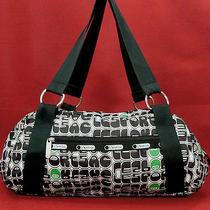 Lesportsac Suzette Shoulder Satchel Purse Bag Rare Bounce Print Large 108 Guc  Photo