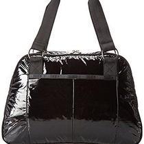 Lesportsac Taylor Computer Bag  Blackpat  One Size Photo
