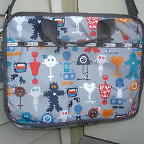 Lesportsac Technofile Laptop Bag Best Friends (Nwot) Photo