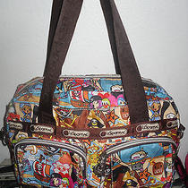 Lesportsac Tokidoki Pirate Bag Shoulder Bag Purse  Photo