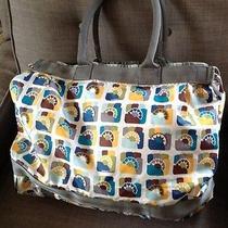 Lesportsac Tote Large Bag Huge Tote Shopper Photo