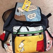 Lesportsac Voyager Backpack It's Fun Photo