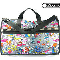 Lesportsac Weekender Large - Paint by Number Photo