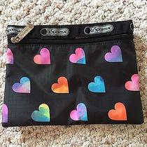 Lesportsac Wild at Heart Pouch Photo
