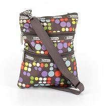 Lesportsac Women Gray Crossbody Bag One Size Photo