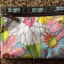 Lesportsac Zippered Makeup Bag Photo