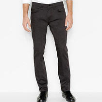 Levi 511 Line 8 Slim Pants Graphite Melange 31x32 Nwt Photo