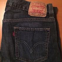 Levi 511 Skinny Fit Jeans Photo