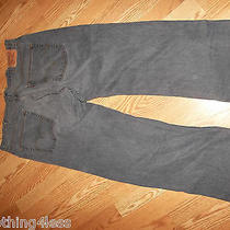 Levi 569 Loose Straight   Jeans Tag Reads 40  X 32 Measures Appr 44 Inseam 31.5 Photo