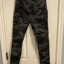 Levi Black Camo Jeans Size 24 Photo