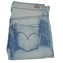 Levi Legging Acid Wash Womens Denim Jeans Size 26 Blue Nwot Photo