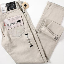 Levi's 511 Skinny Fit Commuter Jeans 34 X30-New-Gray Denim-Bike Pants-Nwt-Rare- Photo