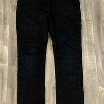 Levis 511 Slim Fit Stretch 3m Scotchlite Reflective Blue Jeans Size 34 Photo