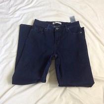 Levi's 512 Blue Jeans Size 10p Photo