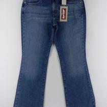 Levi's 515 Women's Embellished Mid Rise Boot Cut Denim Jeans Sz 10m Nwt Dqp3 Photo